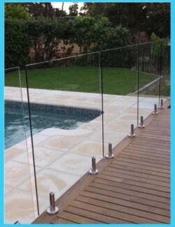 12mm Glass POOL FENCING