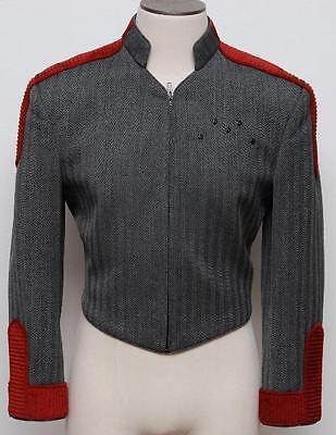 Babylon 5 Crusade original screen worn Daniel Dae Kim Excalibur uniform top