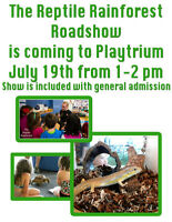 Reptile Rainforest Roadshow