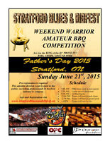 The Weekend Warrior Barbecue Amateur Competition