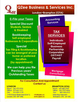Tax & Accounting Services-Kitchener & Waterloo