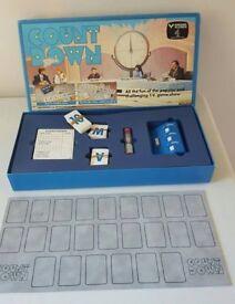 Countdown Game (vintage)