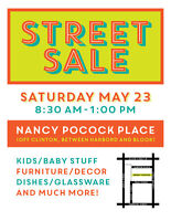 Nancy Pocock Place Street Sale