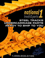 Rubber Tracks for your excavator 1-888-608-6188