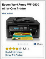 Laser EPSON Printer offering Half Price (Barely used)