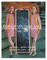 *** VINTAGE POP-UP SALE ***