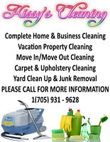 Complete Cleaning Service By Kissy's Cleaning