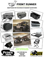 Front Runner Outfitters JK Expedition & Overland Products