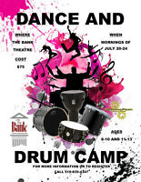 Kid's Dance and Drum Camp