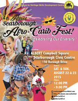 SCARBROUGH AFRO FESTIVAL