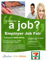 7-Eleven Job Fair - Rocky Mountain House
