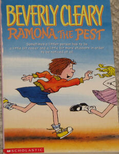 Beverly Cleary - 1984 Romona Forever Hardcover Book