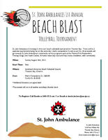 SJA's Beach Blast 2015