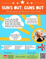 Sun's Out, Guns Out -- Fitness Bootcamp