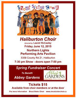 Fundraiser Concert to Benefit Abbey Gardens