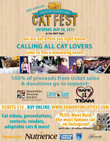 2nd Annual Edmonton International Cat Festival