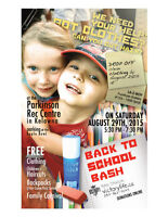 12th Annual Back to School Bash