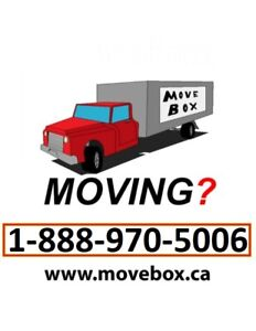 NEED CHEAP MOVERS? - CALL 1-888-970-5006