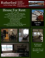 4bdrm 3.5 bath WAITING FOR YOU IN AUGUST