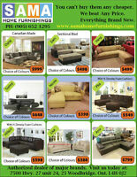 ★★★This week special brand new corduroy sectional lowest  ★★★