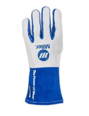 Miller Genuine Arc Armor Tig Gloves - 1 Pair - 263347 263348 263349