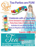 Tea Party Birthday Party, anyone?