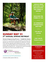 Spring Nature Retreat - Women Empowering Women