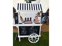 Ice cream / sweet cart hire