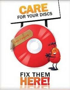 Fix Scratched Discs...While You Wait