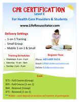 CPR Certification for Healthcare Workers