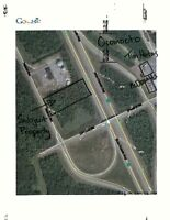 Commercial Lot in Oromocto - Black Watch Ave