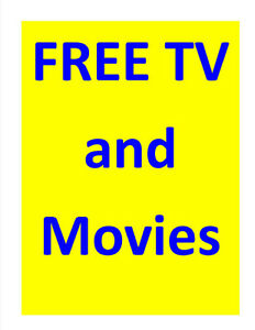 CUT CABLE NOW!!  TV Guide  Sports and Movies 4K Ultra HD