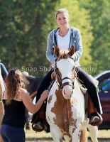 Amazing 8 year old Red Paint Mare