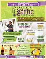 Vendors Wanted Stratford Kiwanis Garlic Festival