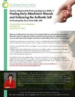 DYNAMIC SOMATIC ATTACHMENT TRAINING NOV. 6-9 IN NANAIMO