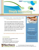 Simply Accounting - N. College