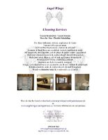Angel Wings Cleaning and Painting Services