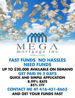 Quick Hassle Free Loans-8.99%