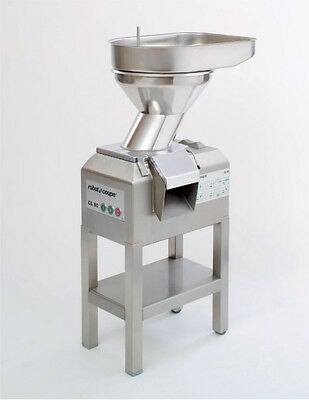 Robot Coupe Cl60-2fh Bulk Feed Pusher Food Processor