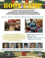 Barbering Class - Education & Training