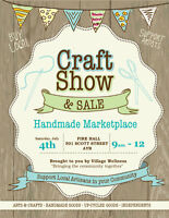 Local Crafters' Sale in Ayr