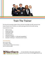 Train The Trainer -  N. College