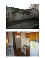 3 Bedroom / 1 Bathroom Close to Sault College