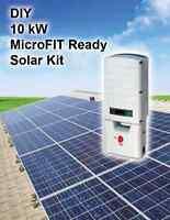 10 kW MicroFIT Ready DIY Solar Panel Kit