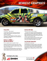 Wrap up your Vehicle! Be one IN a million NOT one OF a million!
