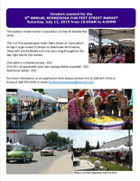 Vendors wanted for the Minnedosa Fun Fest Street Market
