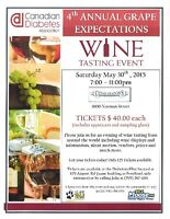4th Annual Grape Expectation wine and food tasting
