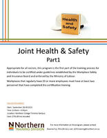 Joint Health & Safety Part 1 - N. College