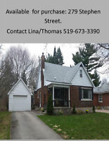 Excellent location and well maintained home in Byron