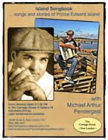 Beginning July 6th - Island Songbook with Michael Pendergast